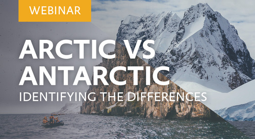 Webinar: Arctic vs. Antarctic: Identifying the Differences