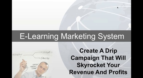How To Create a Drip Campaign That Will Skyrocket Your Revenue & Profits