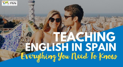 Teaching English in Spain - Webcast