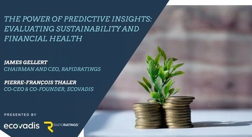 The Power of Predictive Insights: Evaluating Sustainability and Financial Health