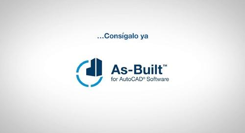 Software As-Built para AutoCAD