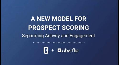 Webinar: A New Model For Prospect Scoring