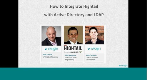 Integrate Hightail with AD / LDAP & Enforce MFA