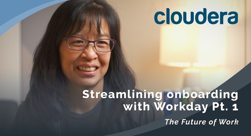 The Future of Work: Streamlining Onboarding with Workday Pt 1