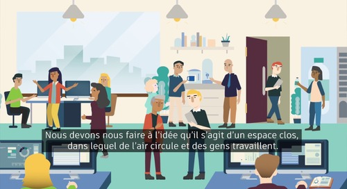 [French] How COVID-19 Will Change Office Building Design