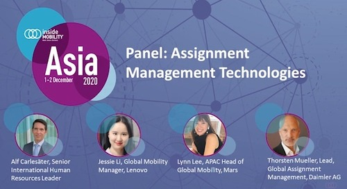 insideMOBILITY On Demand - Panel: Assignment Management Technology