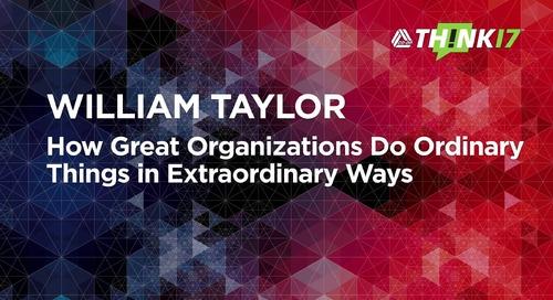 THINK 17 - William Taylor