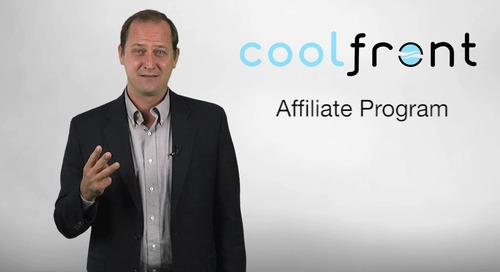 Coolfront Affiliate Program Overview