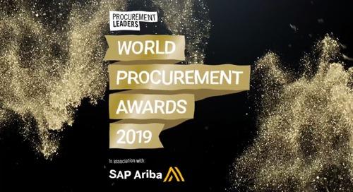 Mars Global: CSR Category Award Winners at World Procurement Awards