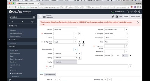 On-Demand Webinar: CMDB Quickfuze Application