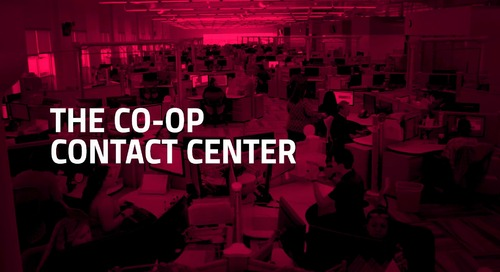CO-OP Contact Center