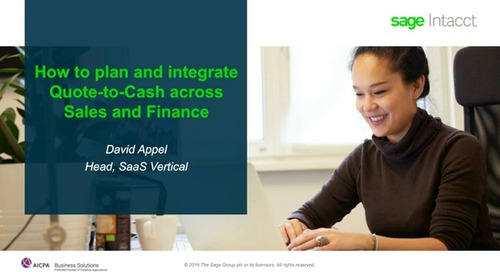 How to Plan and Integrate Quote to Cash