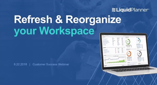 5 Tips for Refreshing and Reorganizing Your Workspace