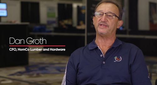 Why Move to the Cloud? HomCo's CFO explains.