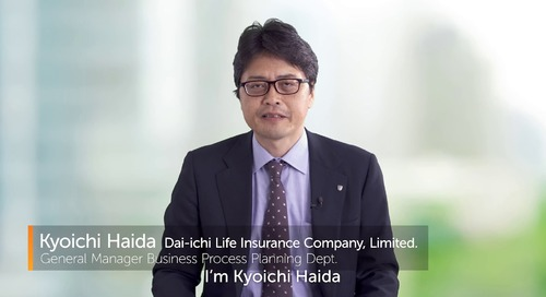 Dai-Ichi Life Insurance's Automation Saves Over 130K Hours | Automation Anywhere Success Story