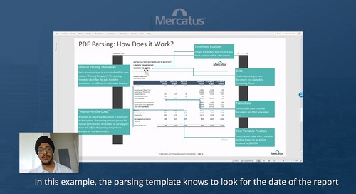 Introducing Mercatus PDF Parser