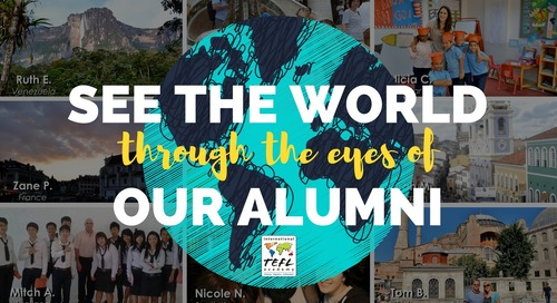See the World Through the Eyes of Our TEFL Alumni