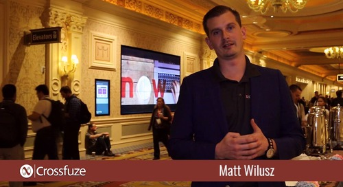 ServiceNow Knowledge18 Recap with Matt Wilusz