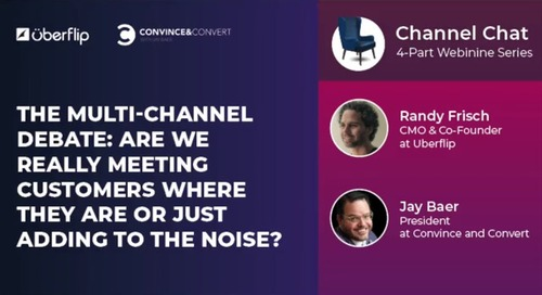 The Multi-Channel Debate