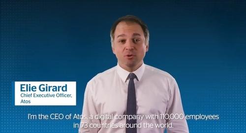 #UnitingBusiness: Elie Girard, CEO Atos