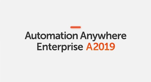 Automation Anywhere Productivity Pack: RPA Bots for Salesforce