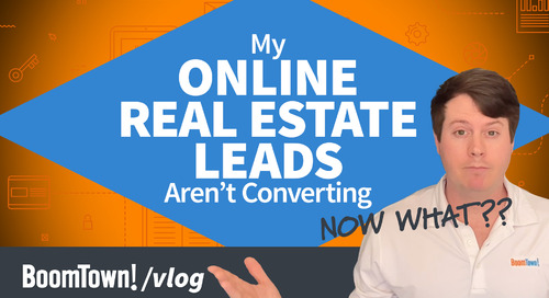My Online Leads Aren't Converting. Now what?