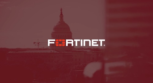 Mitigate Risk and Fortify Agency Security with Fortinet Federal
