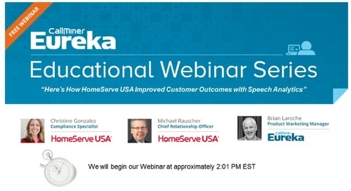 How HomeServe USA Improved Agent Performance, CX and Results with Speech Analytics