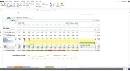 December 7th Budgeting Webinar by Justin Merritt
