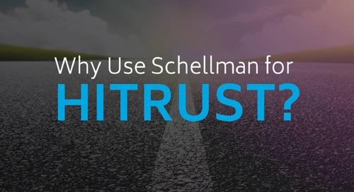 Schellman's HITRUST Services