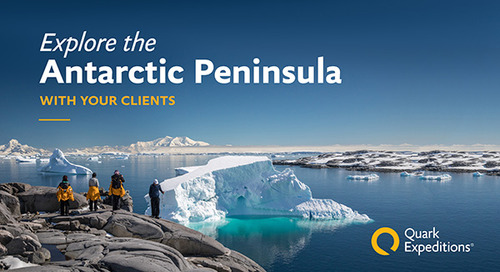 Explore the Antarctic Peninsula with your Clients