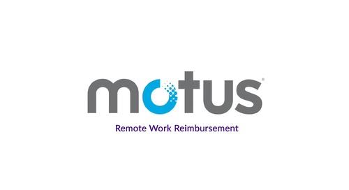 Remote Work Reimbursement