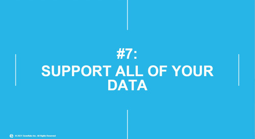 10 Best Practices for Data Engineers