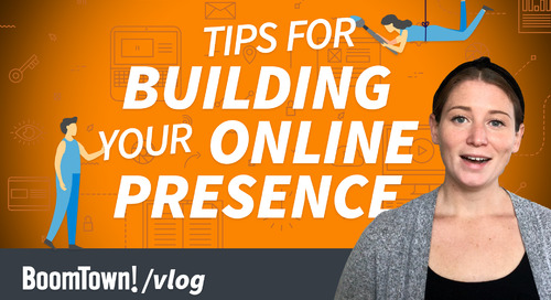 Tips for Building Your Online Real Estate Presence