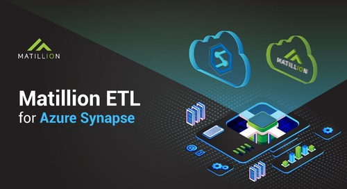 Introducing Matillion ETL for Microsoft Azure Synapse