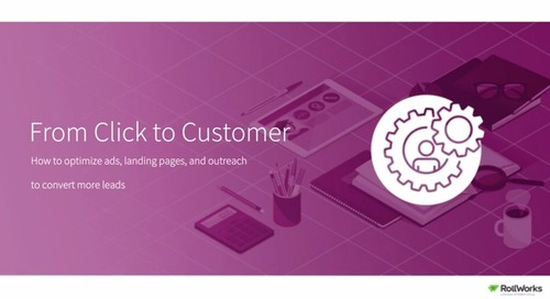 Back to Marketing School: From Click to Customer