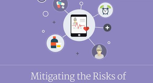 Mitigating The Risks of Medication Management