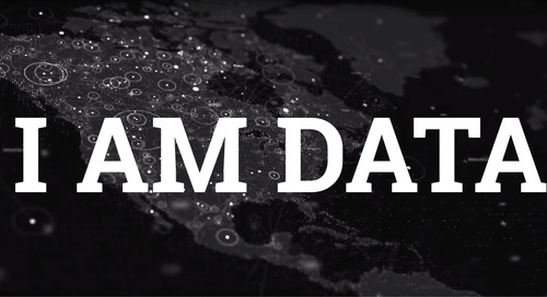 I am data