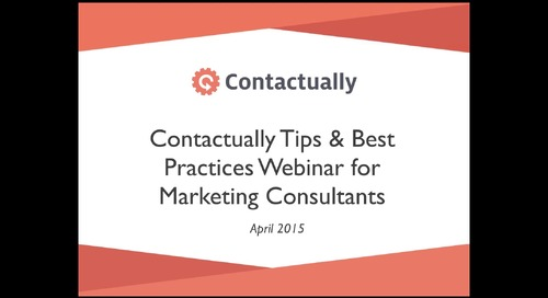 Best Practices for Marketing Consultants — Michael & Daniel