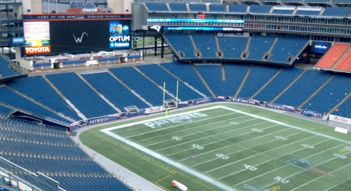 Extreme Networks: Fred Kirsch on Gillette and Patriots