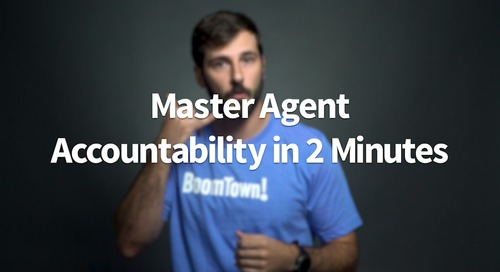 Master Agent Accountability in 2 Minutes