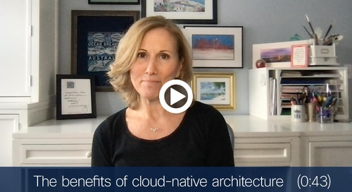 The benefits of Cisco Umbrella's cloud-native architecture