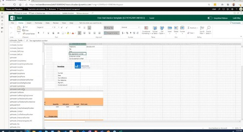 How to Easily Customize Docs with Microsoft's Business Document Management