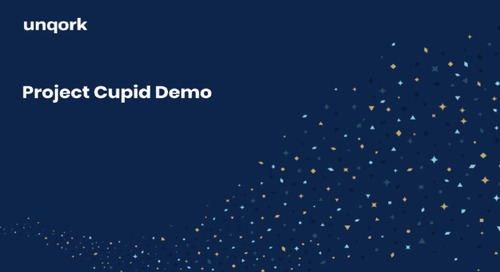 Demo: Project Cupid, NYC's Online Marriage Licensing Platform