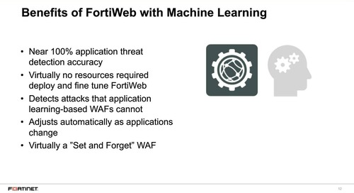The Set-and-Forget Web Application Firewall..with AI