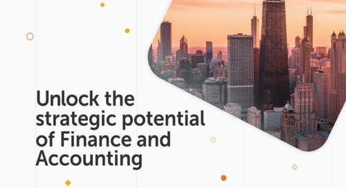 Unlock the Strategic Potential of Finance and Accounting