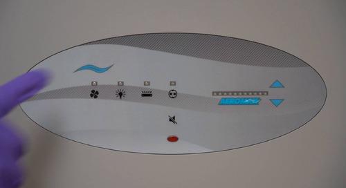 AeroMax Control System: Setting the UV Light Timer