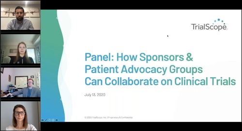 How Sponsors & Patient Advocacy Groups Can Collaborate on Clinical Trials