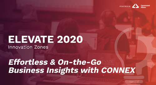 Effortless & On-the-Go Business Insights with CONNEX