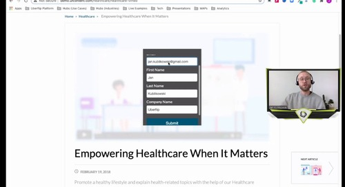 DemandGen TV: Uberflip for Journey Acceleration